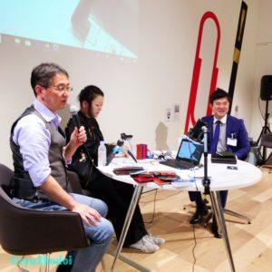 文房具サロン at 銀座・伊東屋 趣味文Day 「M5会 伊東屋編」 小さなシステム手帳の魅力を語るトークショー